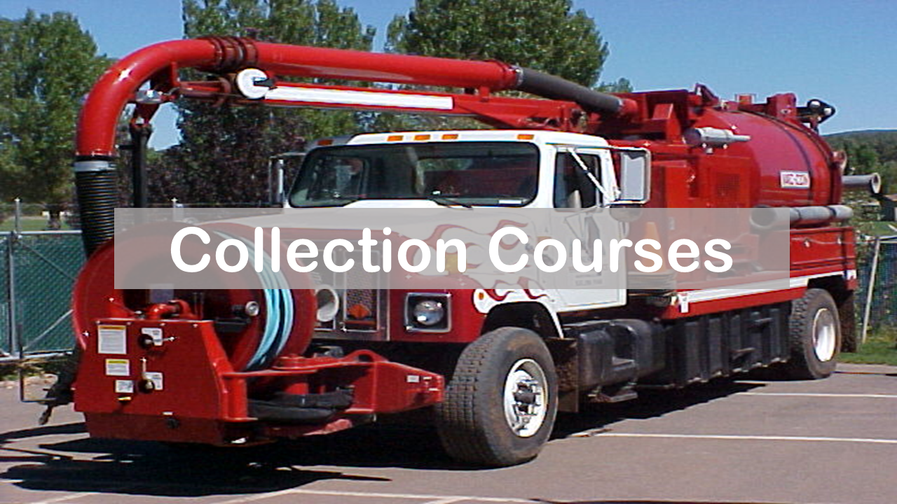 Wastewater Collection Courses | Technical Learning College