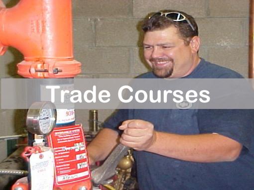 Trades Courses