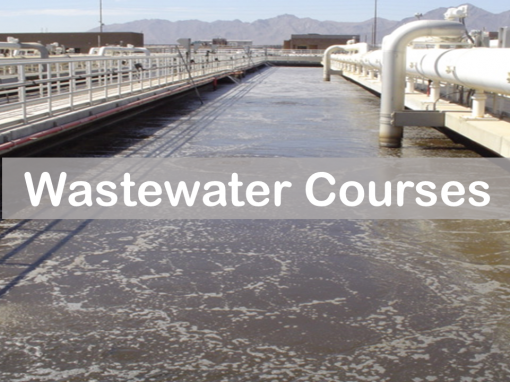 Wastewater Courses