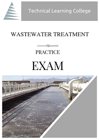 Wastewater Treatment Practice Exam