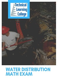 Water Distribution Math Exam